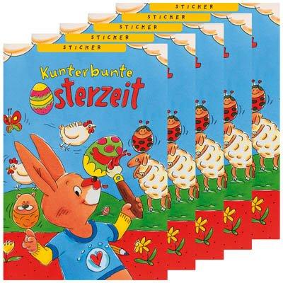 9783815733011: Kunterbunte Osterzeit, Sticker