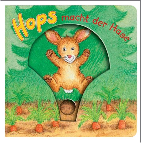 9783815734094: Hops, macht der Hase
