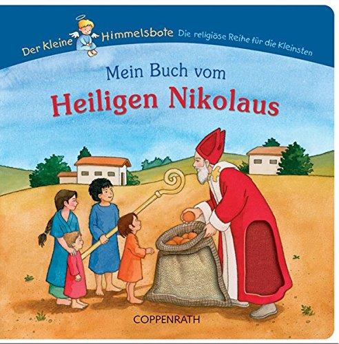 9783815734674: Mein Buch vom Heiligen Nikolaus
