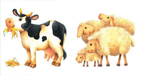 9783815735176: Bauer Benno und seine Tiere