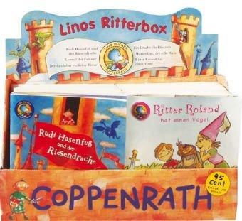 9783815735336: Lino-Bücher Box Nr. 15 Rittergeschichten