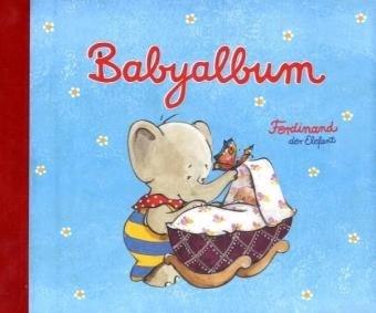 9783815735749: Babyalbum. Ferdinand, der Elefant