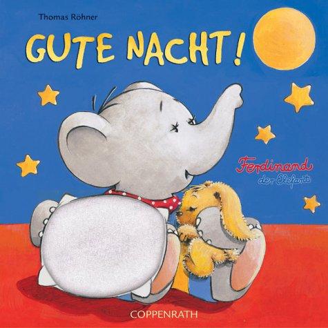 9783815735848: Gute Nacht! Ferdinand, der Elefant
