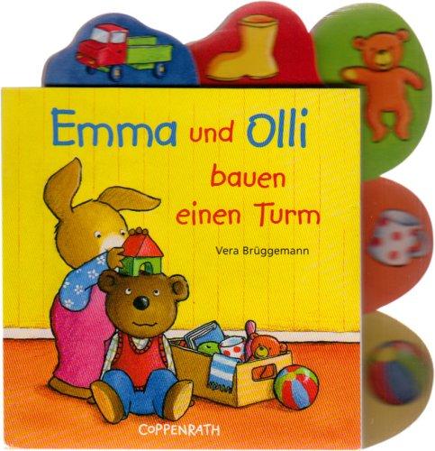9783815736197: Emma und Olli bauen einen Turm