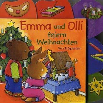 9783815738504: Emma und Olli feiern Weihnachten