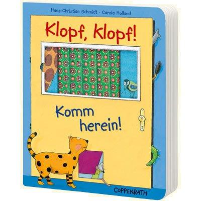 9783815738559: Klopf, klopf, komm herein!