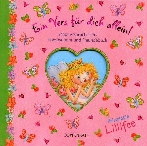39: Prinzessin Lillifee - Ein Vers für dich allein ...