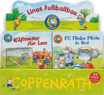 9783815740958: Lino-Bücher Box Nr. 17 Fußballgeschichten