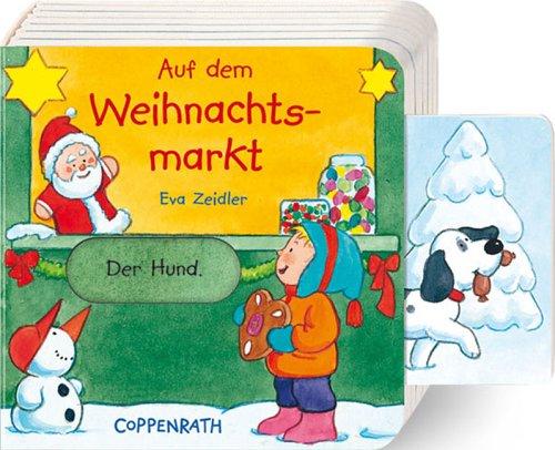 9783815741177: Auf dem Weihnachtsmarkt