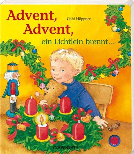 9783815741238: Advent, Advent, ein Lichtlein brennt