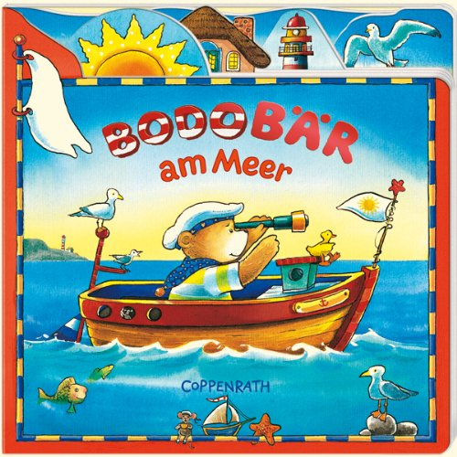9783815754443: Bodo Bär am Meer