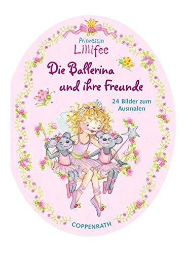 9783815766002: Prinessin Lillifee - Die kleine Ballerina und ihre Freunde