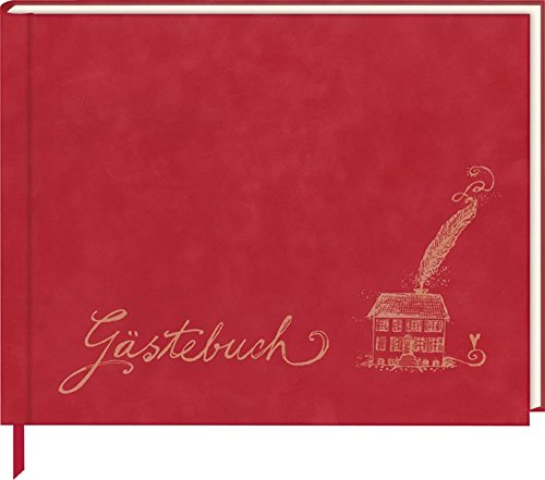 9783815767429: Gästebuch (Samt)