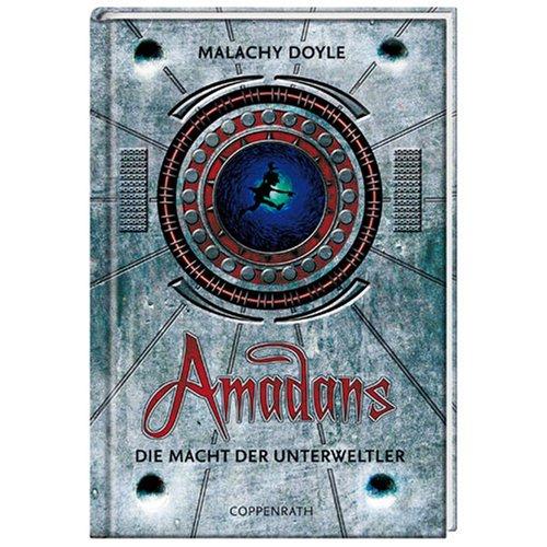9783815767597: Amadans: Die Macht der Unterweltler