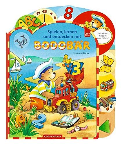 9783815768082: Spielen, lernen und entdecken mit Bodo Bär