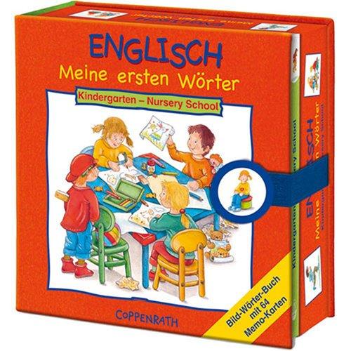 9783815768112: Englisch: Meine ersten Wörter: Kindergarten - Nursery School
