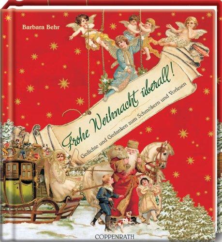Frohe Weihnachten überall.Frohe Weihnacht überall Von Barbara Zvab