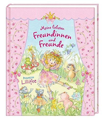 9783815770832: Prinzessin Lillifee - Meine liebsten Freundinnen und Freunde