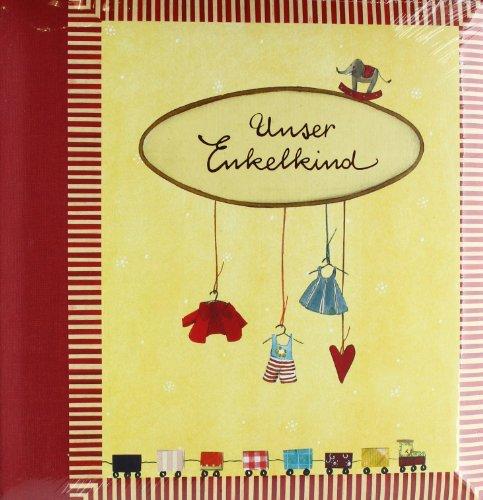 9783815770948: Großes Fotoalbum - Unser Enkelkind