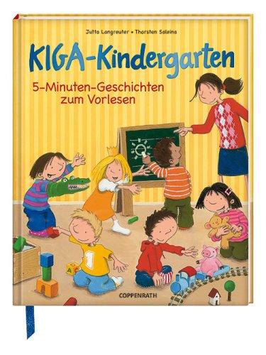 9783815778456: KIGA-Kindergarten: 5-Minuten-Geschichten zum Vorlesen