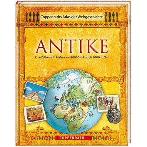 Coppenraths Atlas der Weltgeschichte. Antike Adams, Simon