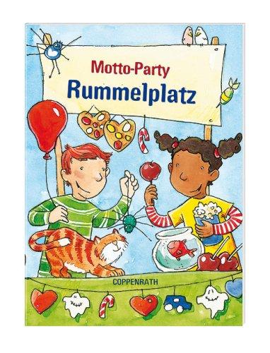 Motto-Party Rummelplatz: Kerstin Reinke