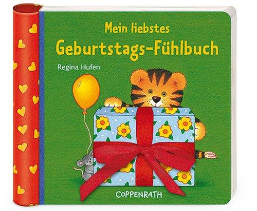 9783815780749: Mein liebstes Geburtstags-Fühlbuch