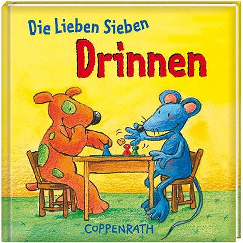 9783815780916: Die Lieben Sieben - Drinnen
