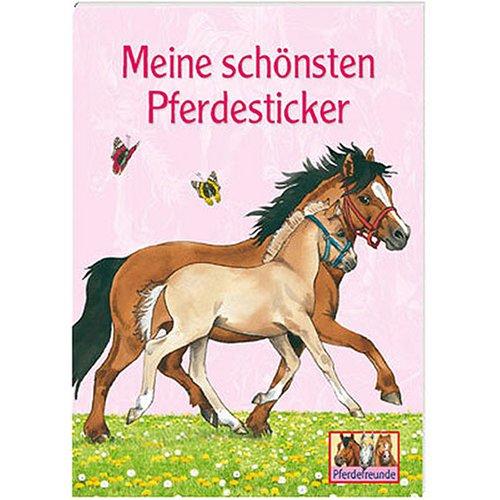 9783815781524: Meine sch�nsten Pferdesticker