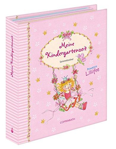 9783815781807: Prinzessin Lillifee - Meine Kindergartenzeit: Sammelordner
