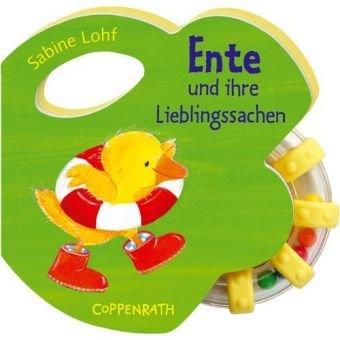 9783815784587: Ringrassel-Buch: Ente und ihre Lieblingssachen