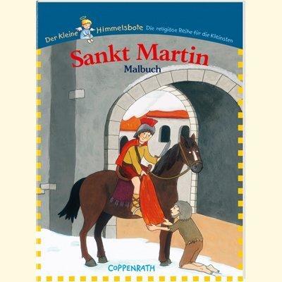 9783815789308: Coppenrath 8930 Sankt Martin - Religiöses Malbuch