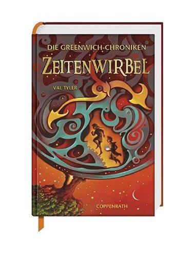 9783815792704: Die Greenwich-Chroniken. Zeitenwirbel