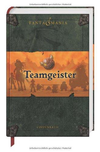 9783815793718: Fantasmania. Teamgeister