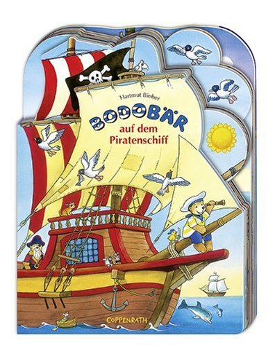 9783815793985: Bodo Bär auf dem Piratenschiff