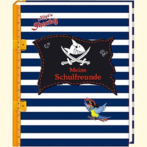 9783815794821: Käpt'n Sharky - Meine Schulfreunde