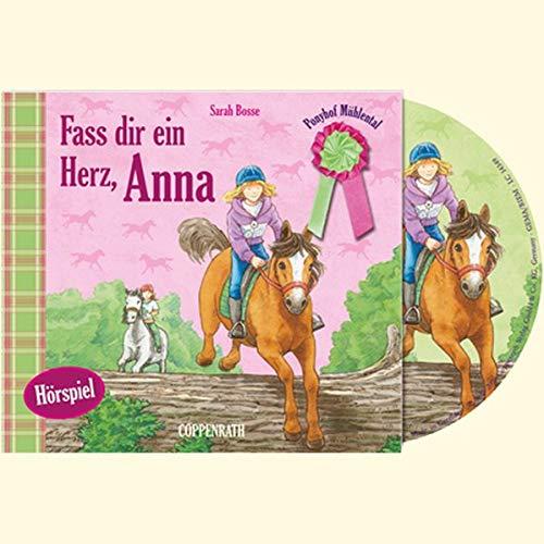 9783815795156: Ponyhof Mühlental. Fass dir ein Herz, Anna