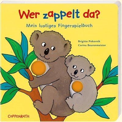 9783815795316: Wer zappelt da?: Mein lustiges Fingerspielbuch
