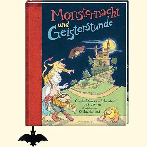 9783815795972: Monsternacht und Geisterstunde: Geschichten zum Schaudern und Lachen