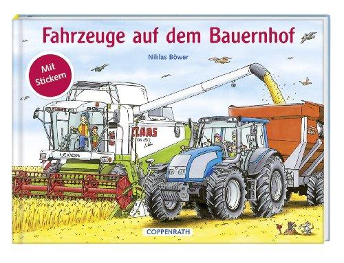 9783815796030: Fahrzeuge auf dem Bauernhof