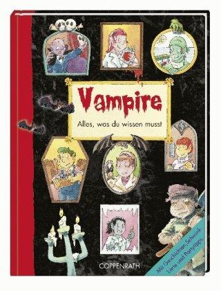 9783815796092: Vampire - Alles was Du wissen musst: Mit Geschichten und Partytipps