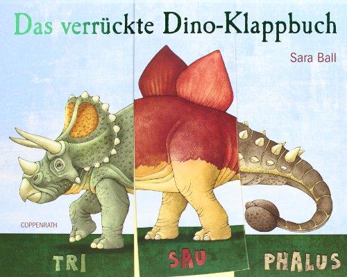 9783815797280: Das verrückte Dino-Klappbuch