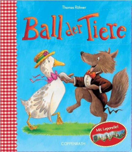 Ball der Tiere - Röhner, Thomas