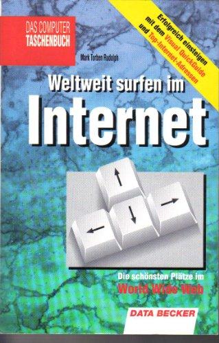 9783815815328: Weltweit surfen im Internet