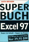 9783815815434: Excel 97 Superbuch