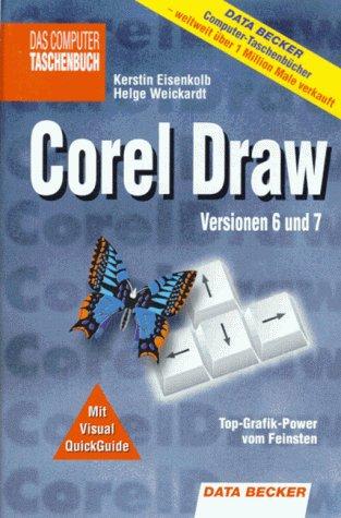 9783815815793: DATA BECKER Taschenbuch Corel Draw Version 6 und 7