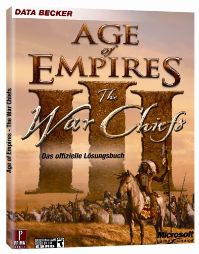 9783815818305: Age of Empires 3. The Warchiefs