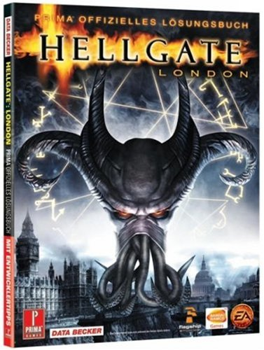 9783815818398: Hellgate: London (Lösungsbuch) [import allemand]
