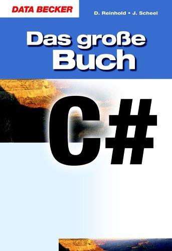 9783815821961: Das große Buch C#