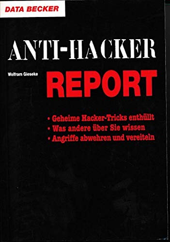 Anti Hacher Report: Wolfram Gieske